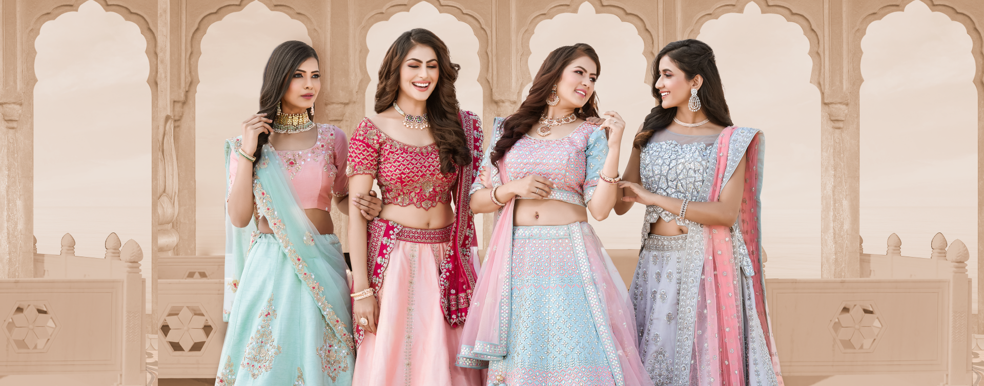 How To Choose The Best Lehenga For Your Dream Wedding