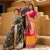 Pure Silk Saree Collection