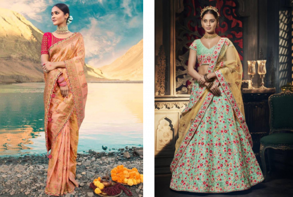 Diwali Special Outfits for Women