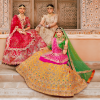 Indian Lehenga Choli For Wedding