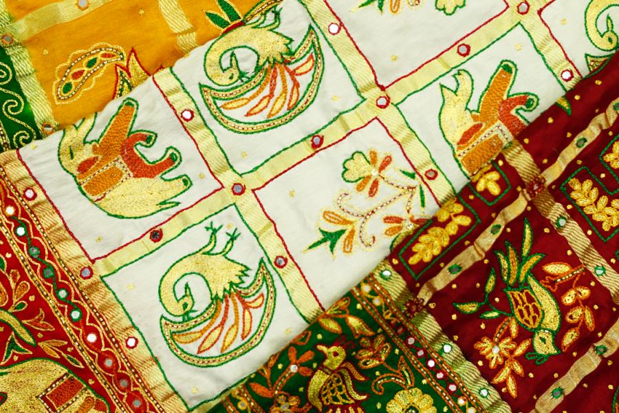 Traditional Panetar Sarees in Ahmedabad