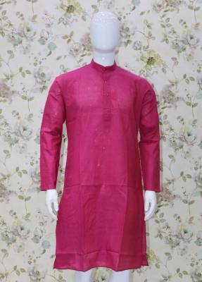 Rani Parrot Cotton Kurta